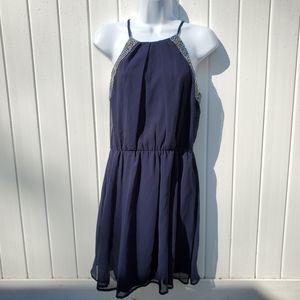 Teeze Me Blue Dress